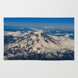 Pacific Northwest Aerial View - II Rug