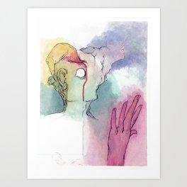 Unattainable Dreams Art Print
