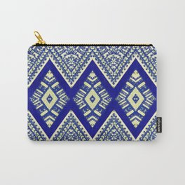legzira in blue Carry-All Pouch