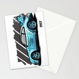 RAUH-Welt BEGRIFF Porsche 993 Stationery Cards