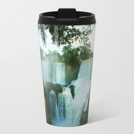 Wonderful Waterfall Travel Mug
