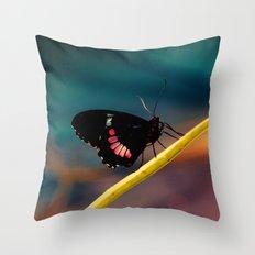 Butterfly#2 Throw Pillow