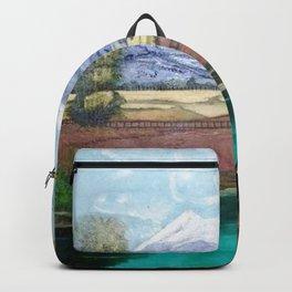 EL RÍO QUE PASA POR MI CASA Backpack