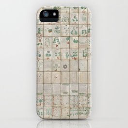 The Complete Voynich Manuscript - Natural iPhone Case