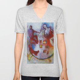 Dream 1 Unisex V-Neck