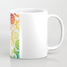 Color Cogs. Mug