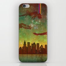 City Rising (Dreamers #2) iPhone & iPod Skin