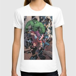 Marvelous Heroes T-shirt