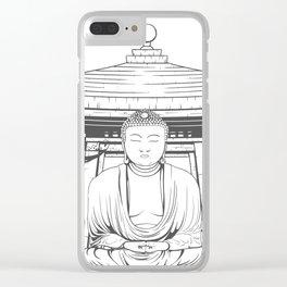 Budda Clear iPhone Case