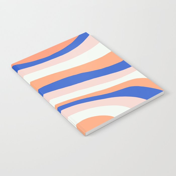 sunrise surf Notebook