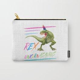 Unicornasaurus Rex Carry-All Pouch