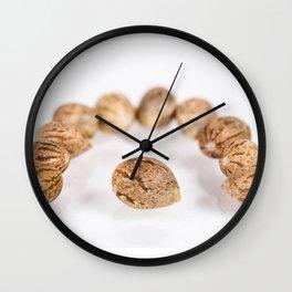 Locktite F1 Cannabis Seeds Wall Clock