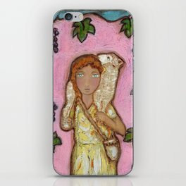 True Vine Good Shepherd iPhone Skin