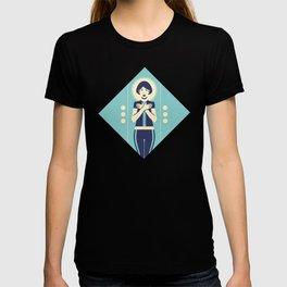 Evangeline Blue T-shirt