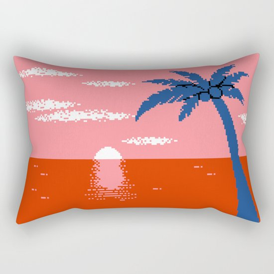 ENDLESS SUMMER Rectangular Pillow