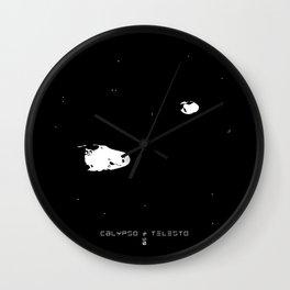 CALYPSO & TELESTO Wall Clock