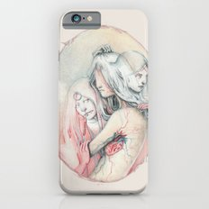 14/02 : Love is a hate and a lie iPhone 6s Slim Case