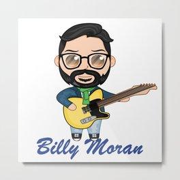 Billy Moran - Louden Swain Metal Print