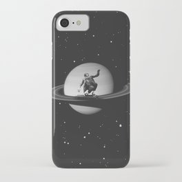 Planetary Ride iPhone Case