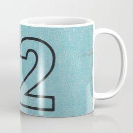 Ilium Public Library Card No. 2 Coffee Mug