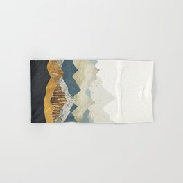 Distant Peaks Hand & Bath Towel