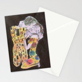 Revisiting Klimt Stationery Cards