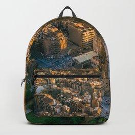 Scale of Sagrada Familia Backpack