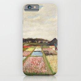 The flower grower - Vincent van Gogh iPhone Case
