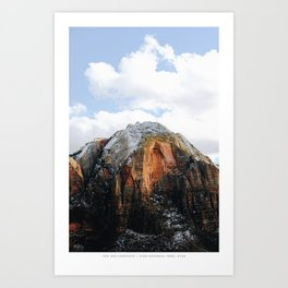 COMPLETE Art Print