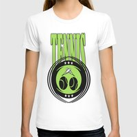 tennis T-shirts featuring TENNIS  by Robleedesigns