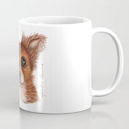 Alvin the Long-haired Chihuahua Coffee Mug