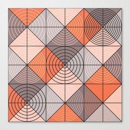 Triangle #2 Canvas Print