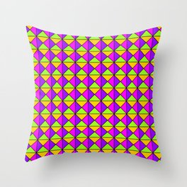 Deco Geo 09 Throw Pillow