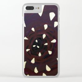 Maw Clear iPhone Case