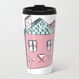 House Cat Travel Mug