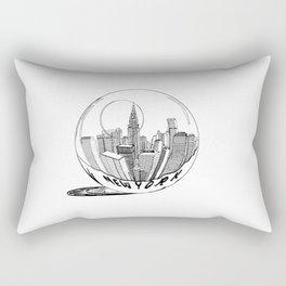 New York Print. Home Decor Graphicdesign Rectangular Pillow