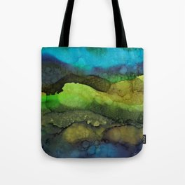 Looking at Layers Tote Bag