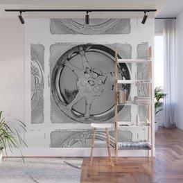 Untitled Film Reel, Version 2 Wall Mural