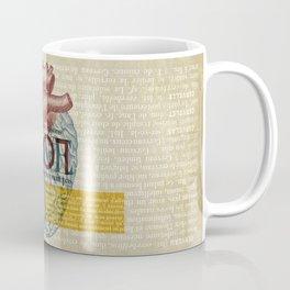 Love is...heart and reason Coffee Mug