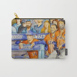 AJ Hinch  – Astros Manager Carry-All Pouch