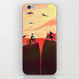 Autumn magic iPhone Skin