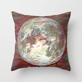 Mare Imbrium Throw Pillow