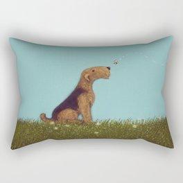 Let's Bee Friends Rectangular Pillow