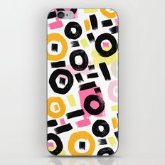 Perception Abstract 002 iPhone & iPod Skin
