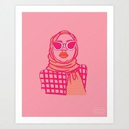 Raai Art Print