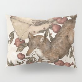 Coyote Love Letters Pillow Sham