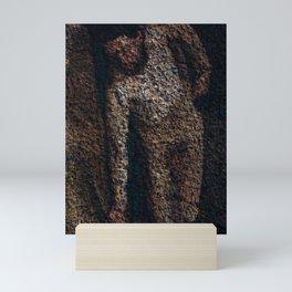 Figure Mini Art Print