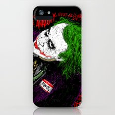 My Name is Chaos iPhone (5, 5s) Slim Case