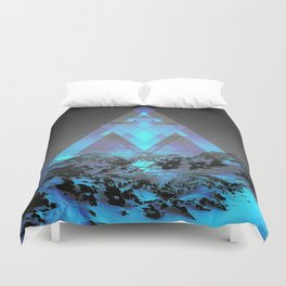 Neither Real Nor Imaginary Duvet Cover