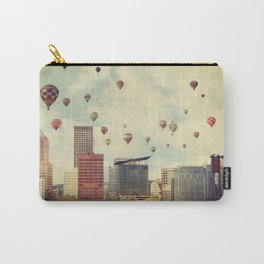 Portland Oregon Whimsy Carry-All Pouch